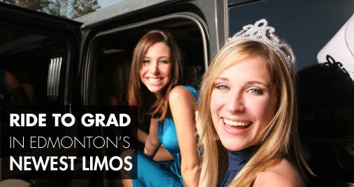 edmonton grad limousines
